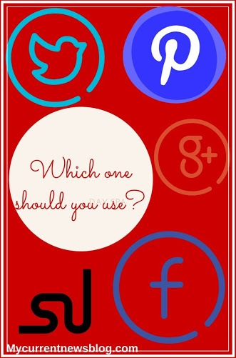 Which #socialmedia should you choose?