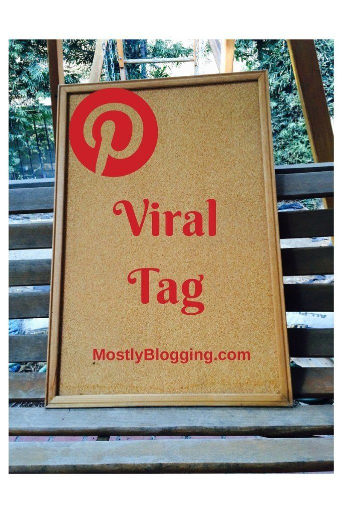 Pinterest Viral Tag