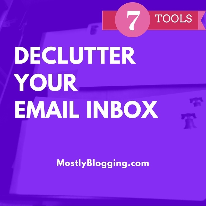 7 apps that help you declutter your Email inbox