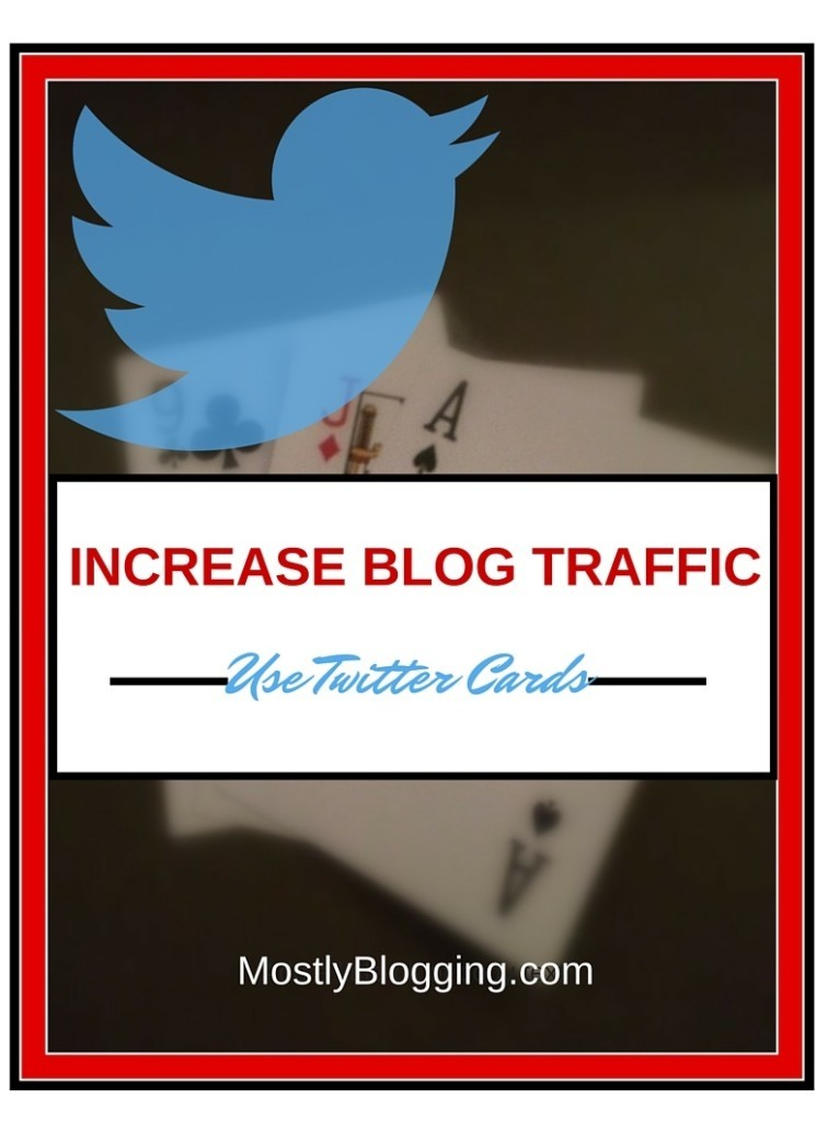 Twitter Cards Can Increase Your Blog Traffic.