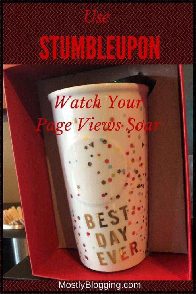 StumbleUpon gets mass traffic to blogs.