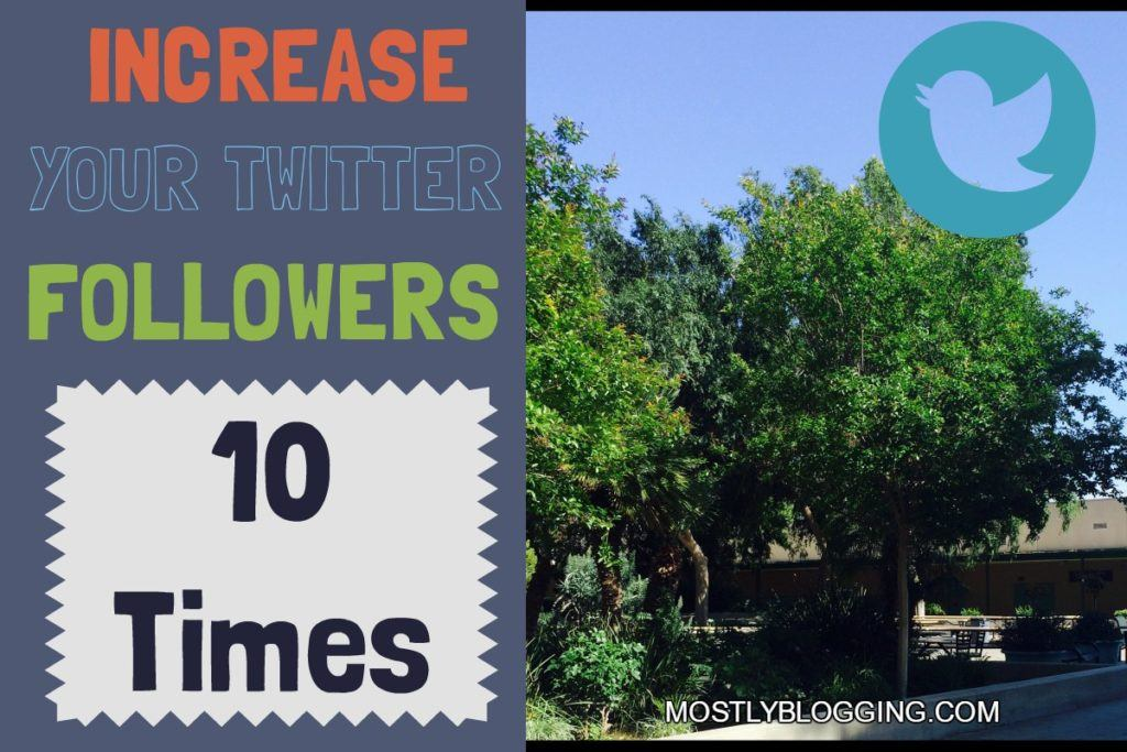 #Bloggers can use these methods to increase their Twitter followers