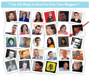 MostlyBlogging.com was rated as a top blog for new #bloggers